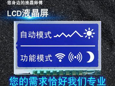淮安段码LCD液晶屏