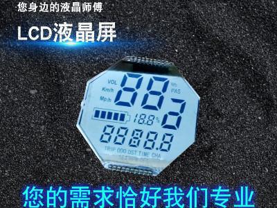 江苏段码LCD液晶屏