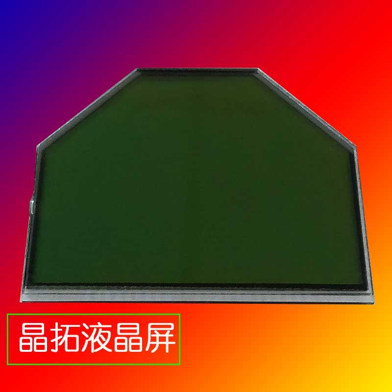 晶拓六角形液晶屏胎压计