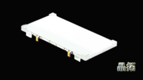 数控设备单色背光