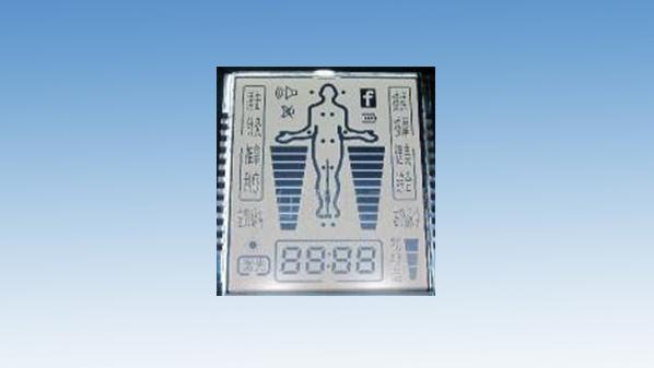 LCD段码屏丝网印刷注意事项