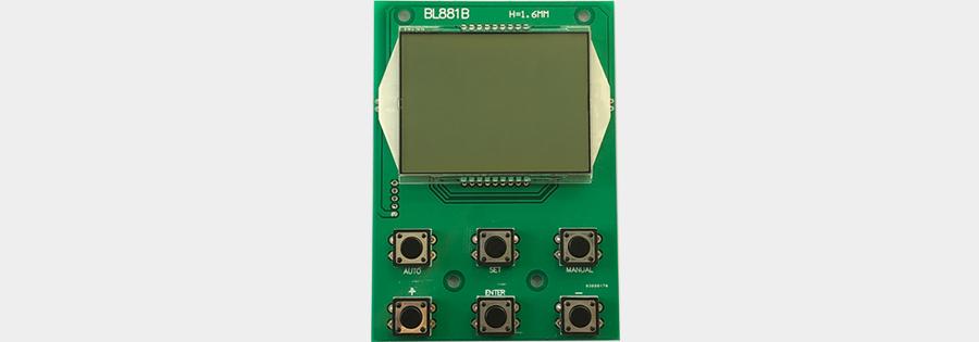 LCD液晶模块BL881B