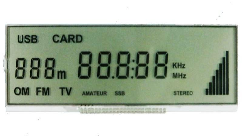 晶拓反射LCD液晶屏