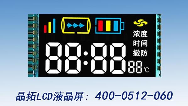 多点触控技术被广泛应用于LCD液晶显示屏领域