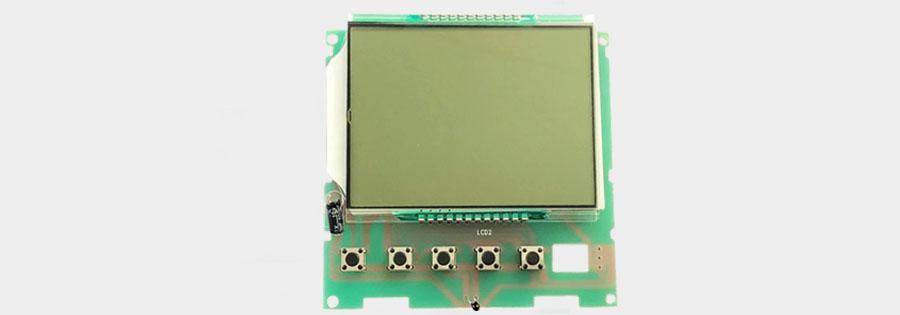 中央空调温控器模组900.