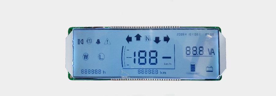 电动车仪表盘