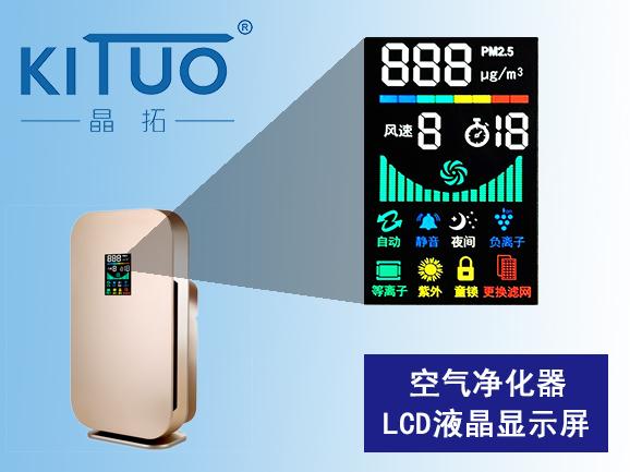 空气净化器LCD液晶屏
