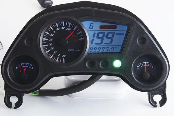 晶拓摩托车仪表液晶屏