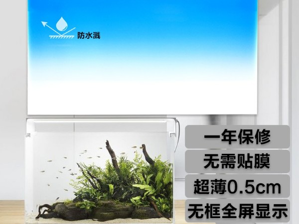 苏州鱼缸背景灯板