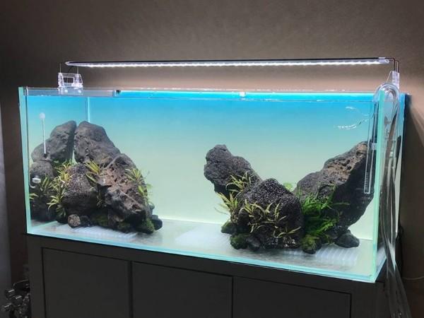 鱼缸造景灯板LED