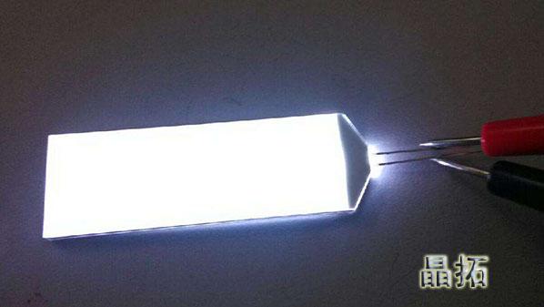将来背光可以应用于感光技术!