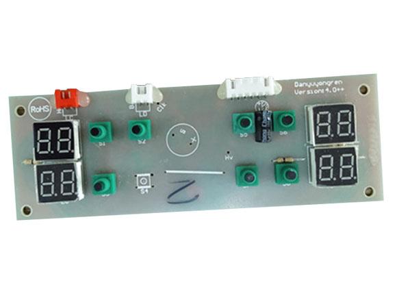 明仕亚洲ms888_点菜柜单片机程序开发