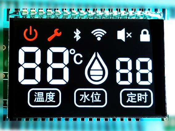明仕亚洲ms888_汽车车载机油表LCD明仕亚洲ms888显示屏