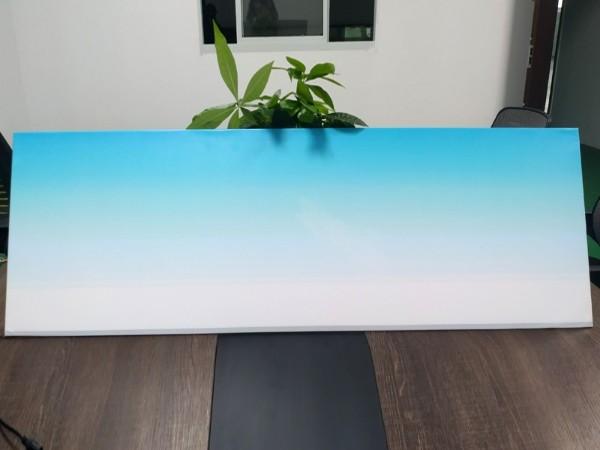 鱼缸背景导光板